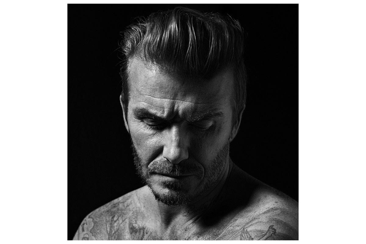 David Beckham Mario Sorrenti Large